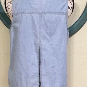 Arizona Jean Company Tops - NWOT ARIZONA Super Cute Top Stitched Slit Back Top